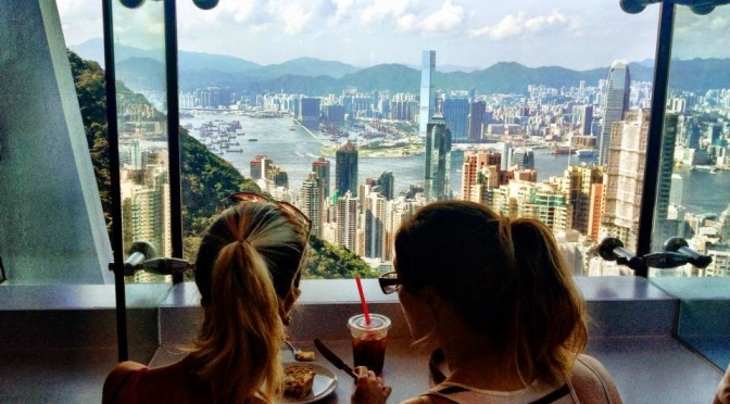 Hong Kong – The Peak, parada obrigatória